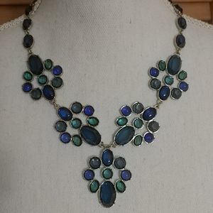 NWT BANANA REPUBLIC Statement Necklace & Earrings